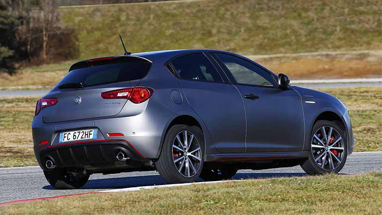 Alfa Romeo Giulietta - information, prix, alternatives ...