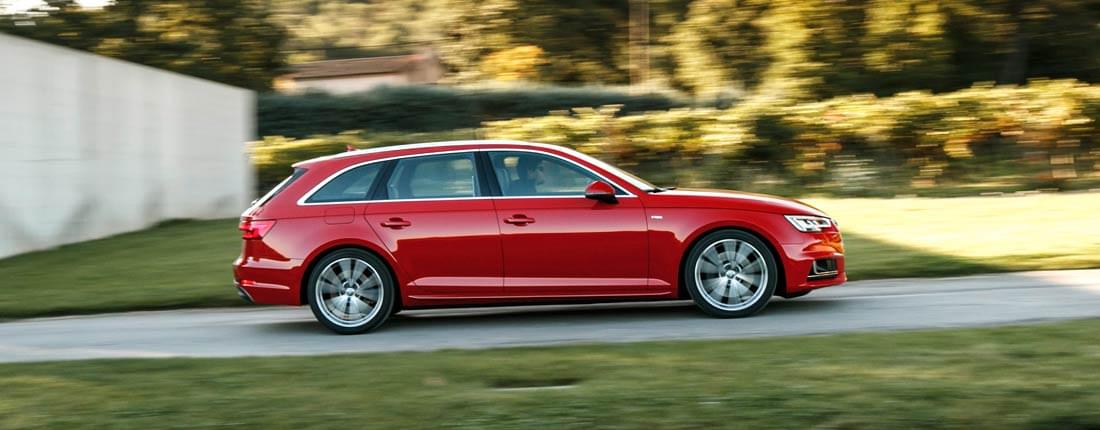 Audi A4 Avant Tweedehands Auto Occasies Auto Kopen