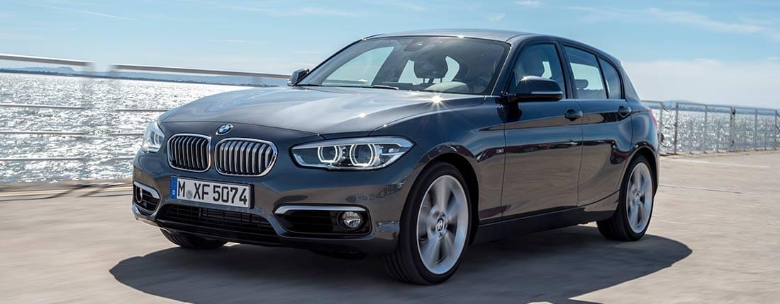BMW 1 serie 2014