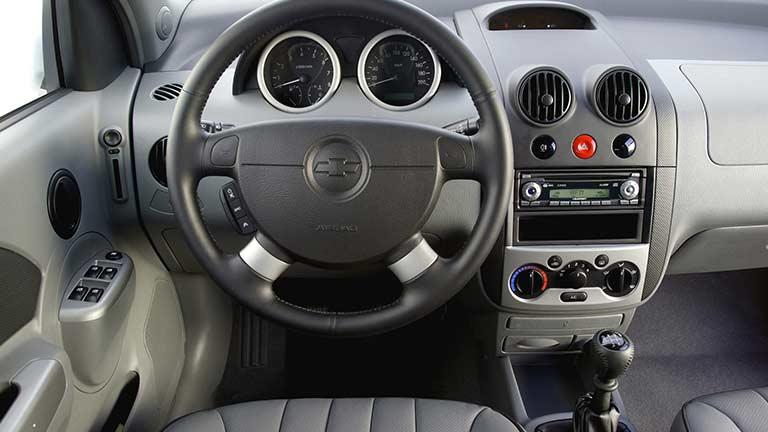 Acheter Une Chevrolet Kalos Doccasion Sur Autoscout24