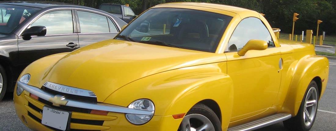 Chevrolet Ssr Informatie Prijzen Vergelijkbare Modellen