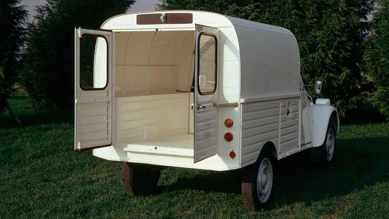 2cv camionnette occasion belgique