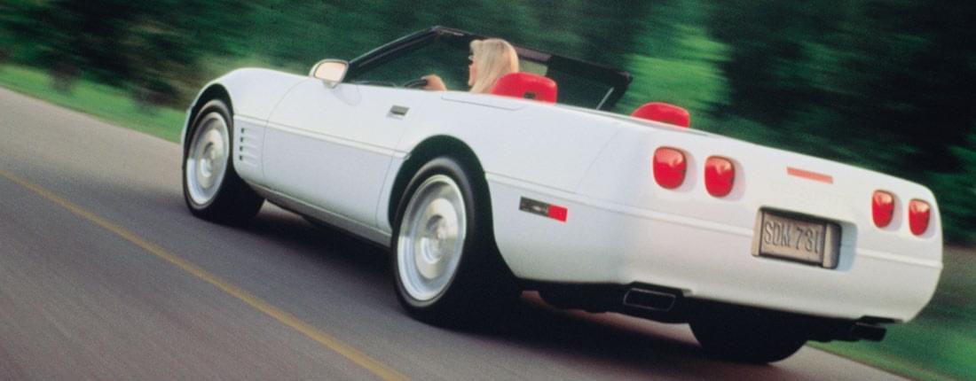 acheter une corvette c4 d 39 occasion sur. Black Bedroom Furniture Sets. Home Design Ideas