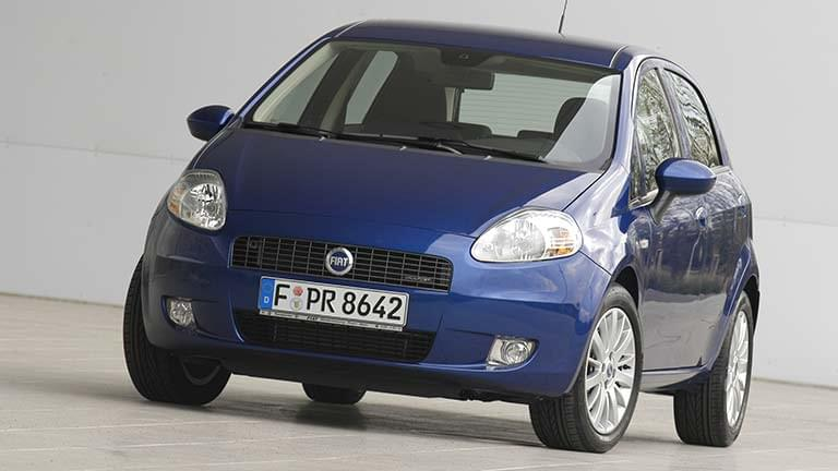 Fiat Grande Punto - information, prix, alternatives ...