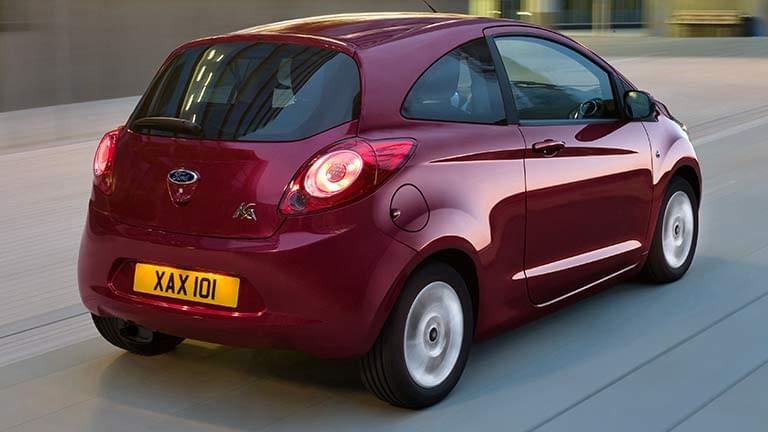 ford ka - information  prix  alternatives