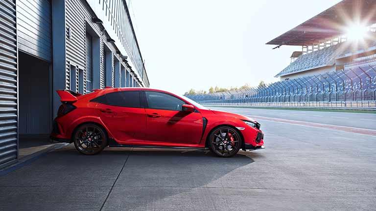 Honda Civic Type R Information Prix Alternatives Autoscout24