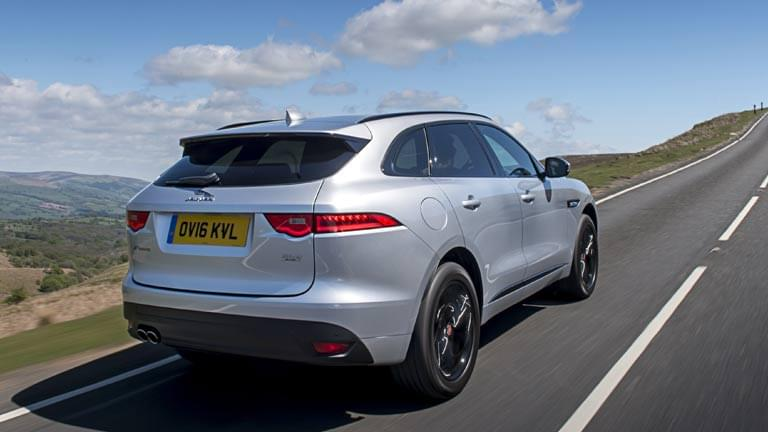 acheter une jaguar f-pace d'occasion sur autoscout24.be