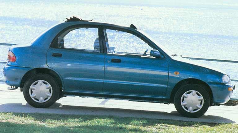 52d8908de6254d Op zoek naar informatie over de Mazda 121  Hier vindt u technische ...