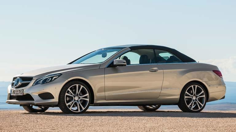 Mercedes Benz Classe E Information Prix Alternatives Autoscout24