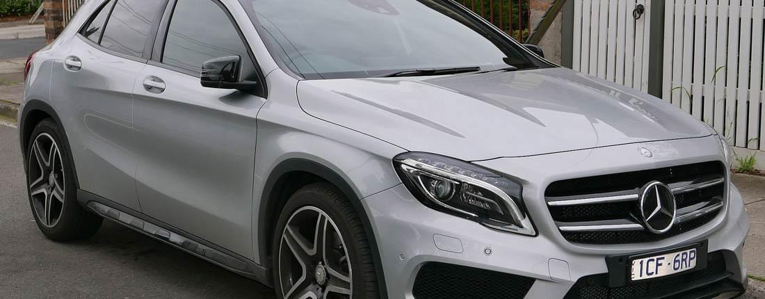 Mercedes-Benz classe Classe GLA