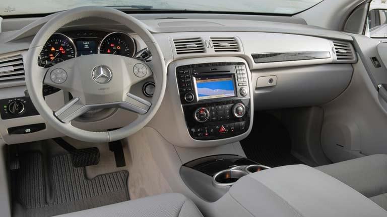 Mercedes Benz R 320 Information Prix Alternatives Autoscout24
