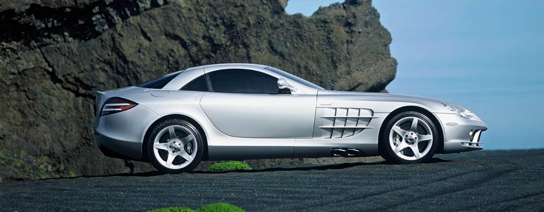 Mercedes-Benz Classe SLR