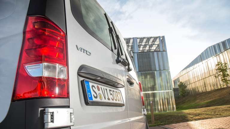 Mercedes Benz Vito Information Prix Alternatives