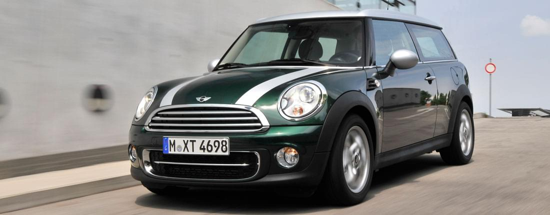 Mini Cooper D Information Prix Alternatives Autoscout24