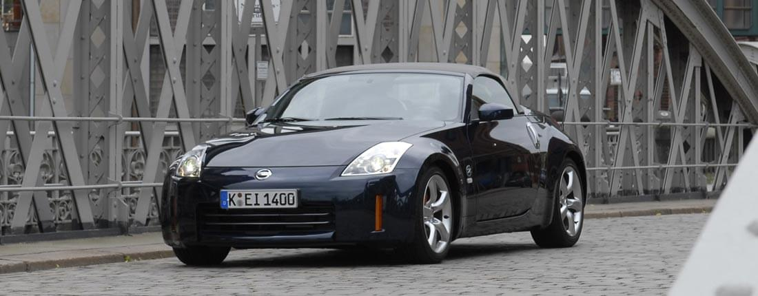 Nissan 350z A Vendre >> Nissan 350z Information Prix Alternatives Autoscout24