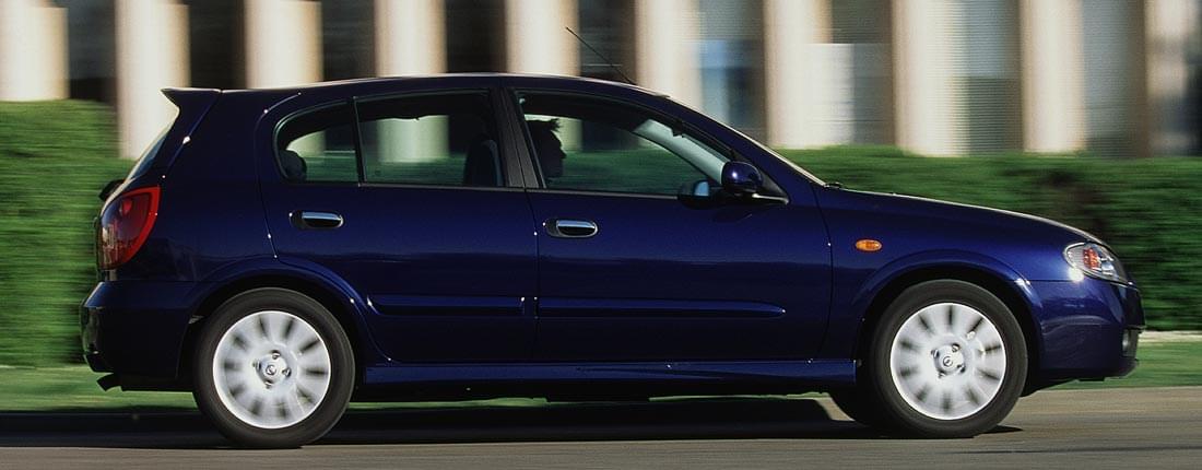 Acheter Une Nissan Almera D Occasion Sur Autoscout24 Be