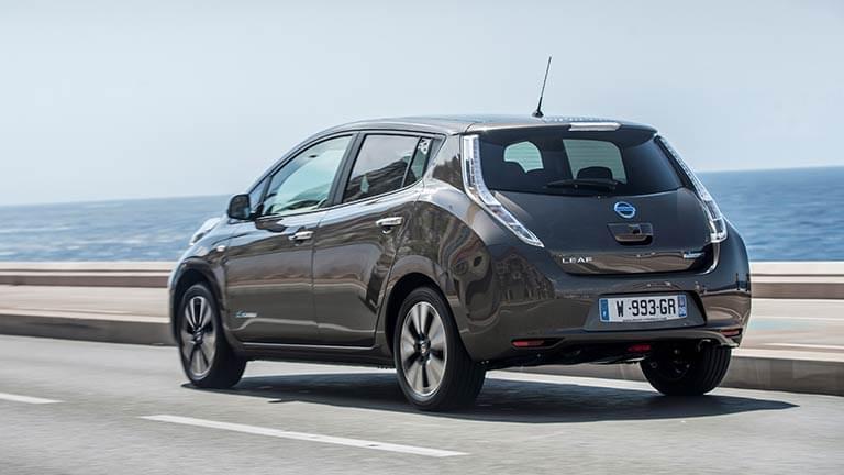 Nissan Leaf Information Prix Alternatives Autoscout24