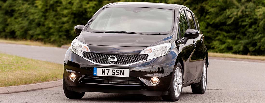 Nissan Note Occasion >> Nissan Note Information Prix Alternatives Autoscout24