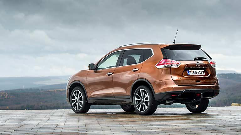 Nissan Garage Tweedehands : Nissan trail tweedehands auto occasies auto kopen autoscout