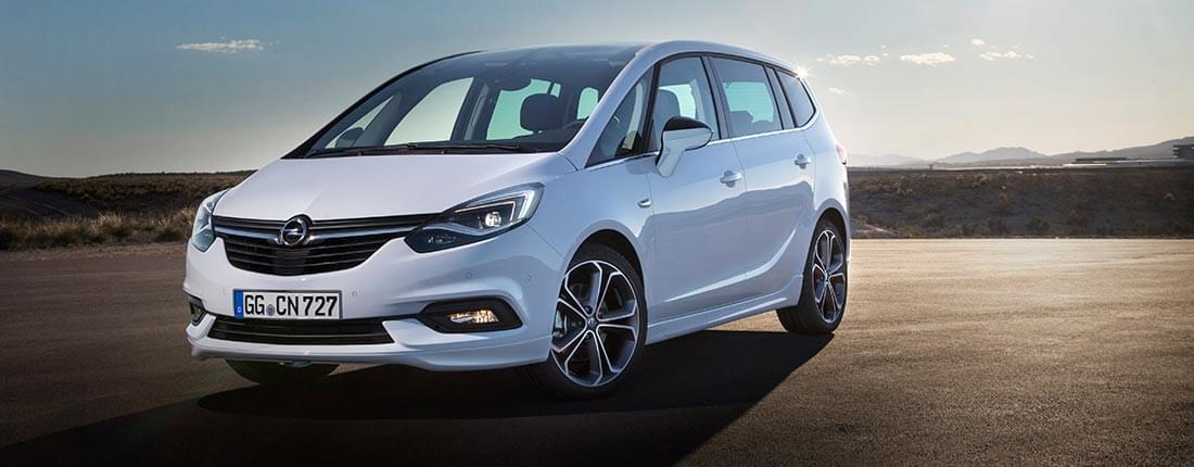 acheter une opel zafira d'occasion sur autoscout24.be