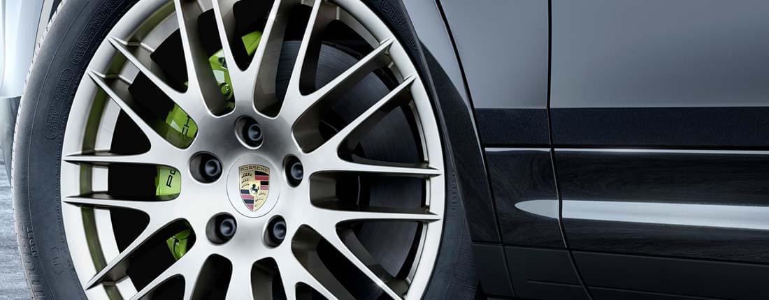 Porsche hybride
