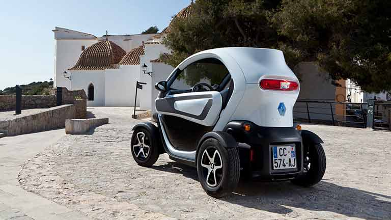 Renault Twizy Tweedehands Auto Occasies Auto Kopen Autoscout24