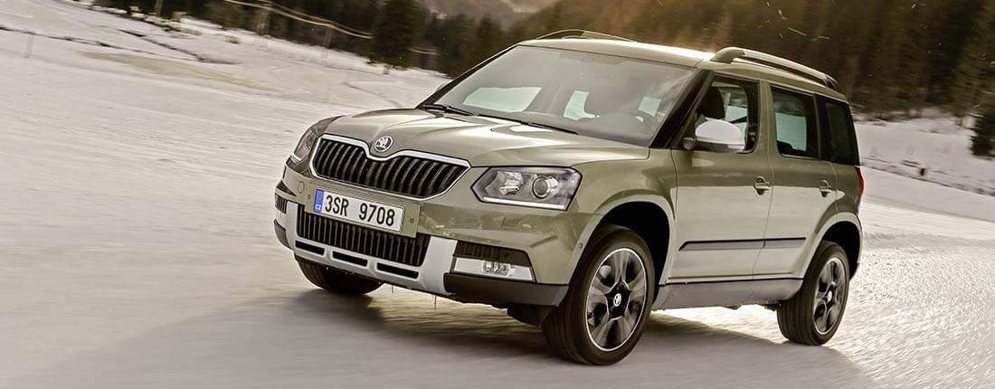 acheter une skoda yeti d 39 occasion sur. Black Bedroom Furniture Sets. Home Design Ideas