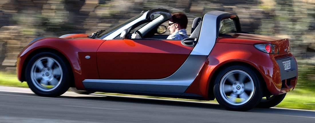 smart roadster information prix alternatives autoscout24. Black Bedroom Furniture Sets. Home Design Ideas