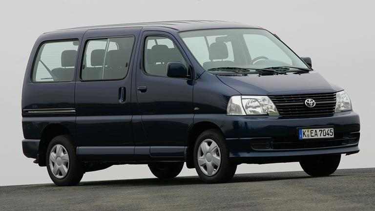 Toyota Hiace Tweedehands Auto Occasies Auto Kopen Autoscout24
