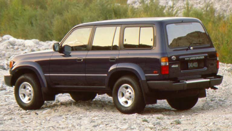 Acheter Une Toyota Land Cruiser D Occasion Sur Autoscout24 Be