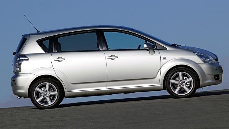 Toyota Verso Nieuw Model >> Toyota Verso S Tweedehands Auto Occasies Auto Kopen Autoscout24