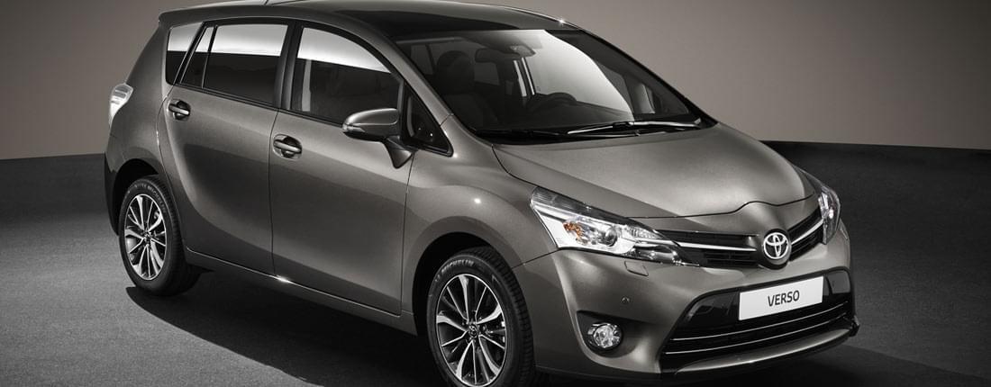 Toyota Verso Nieuw Model >> Toyota Verso 2013 tweedehands & goedkoop via AutoScout24.be kopen