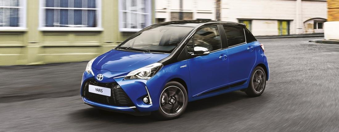 Toyota Yaris Tweedehands Auto Occasies Auto Kopen Autoscout24