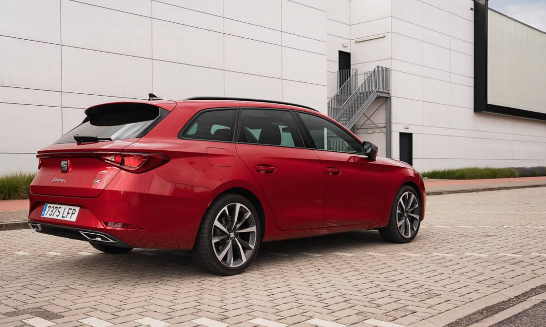 Seat Leon Break 2020 review