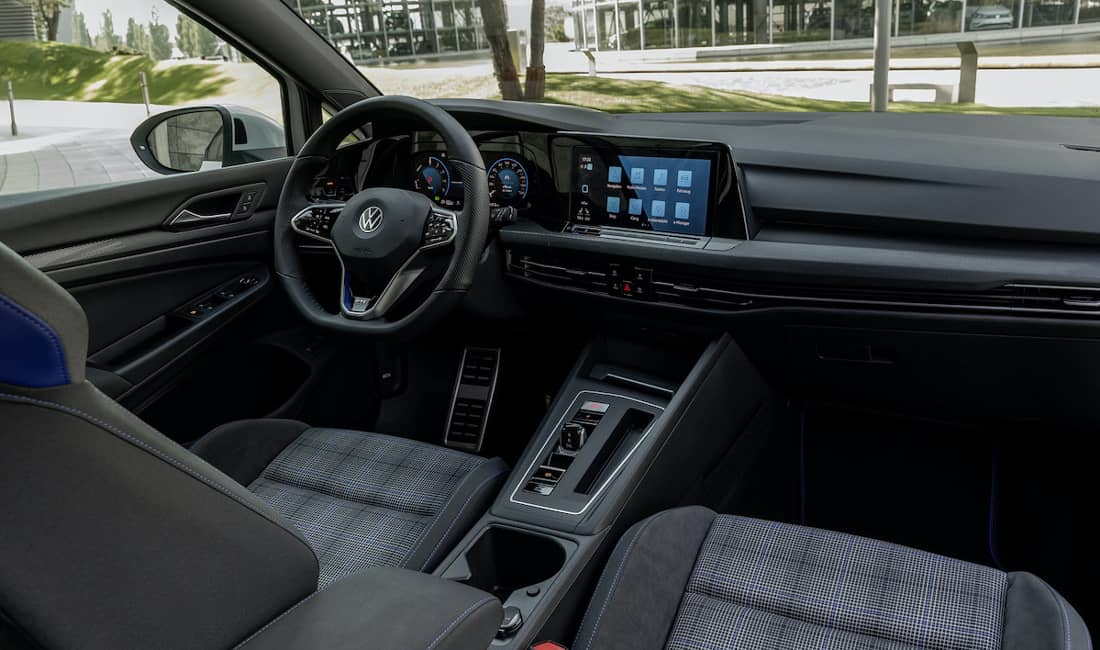 AS24 Golf interieur