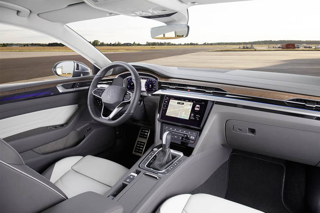 AS24 Arteon interieur