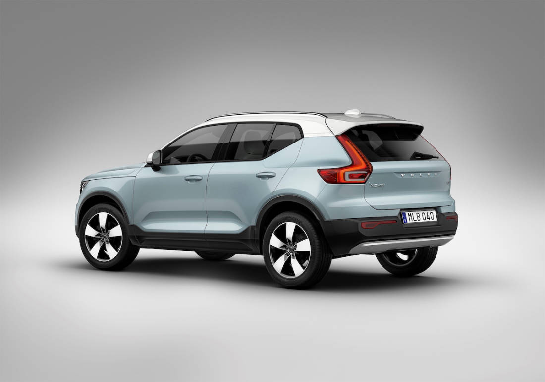 AS24 COTY Volvo XC40