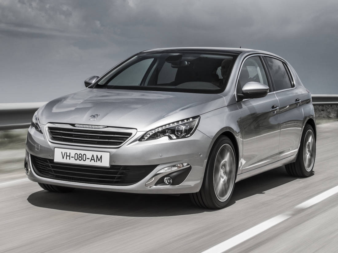 AS24 COTY Peugeot 308