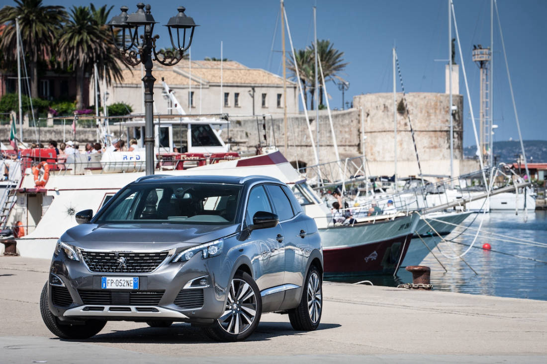 AS24 COTY Peugeot 3008
