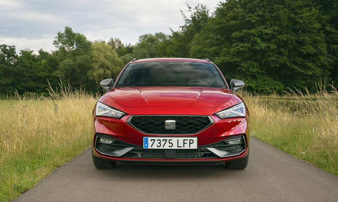 Seat Leon Break review 2020