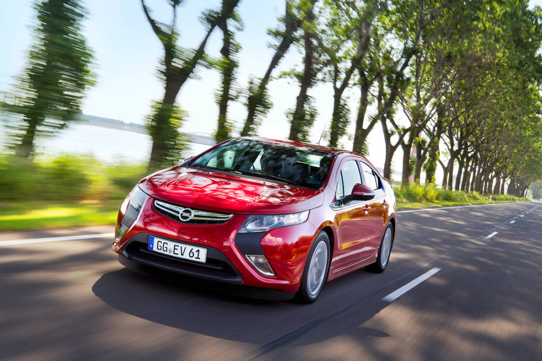 AS24 COTY Opel Ampera