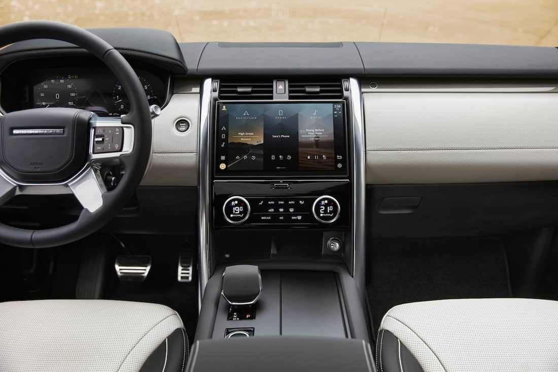 AS24 Discovery interieur
