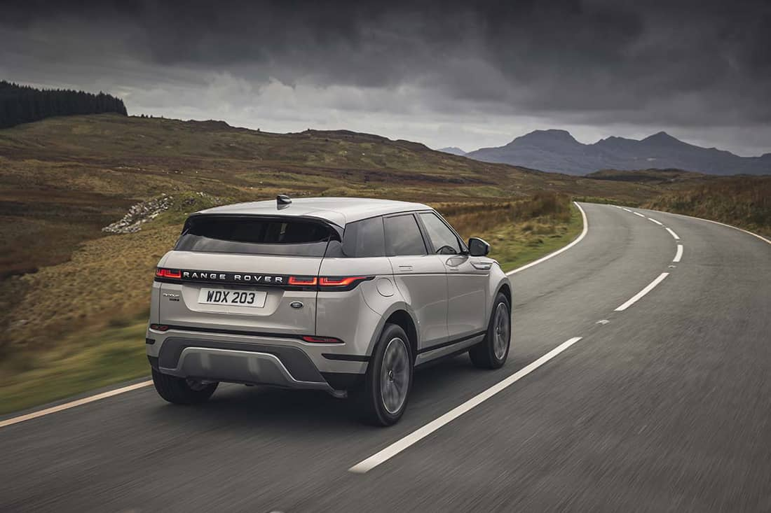 AS24 Evoque achter