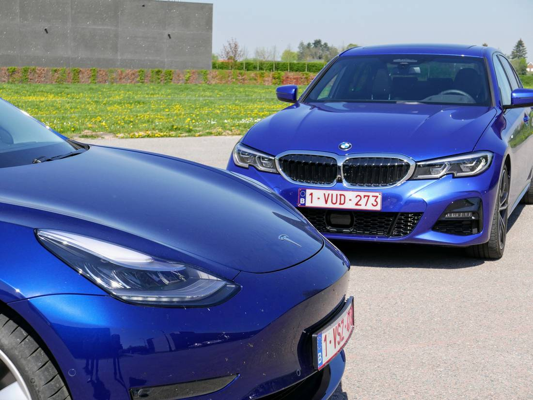 Comparo Tesla BMW (2)