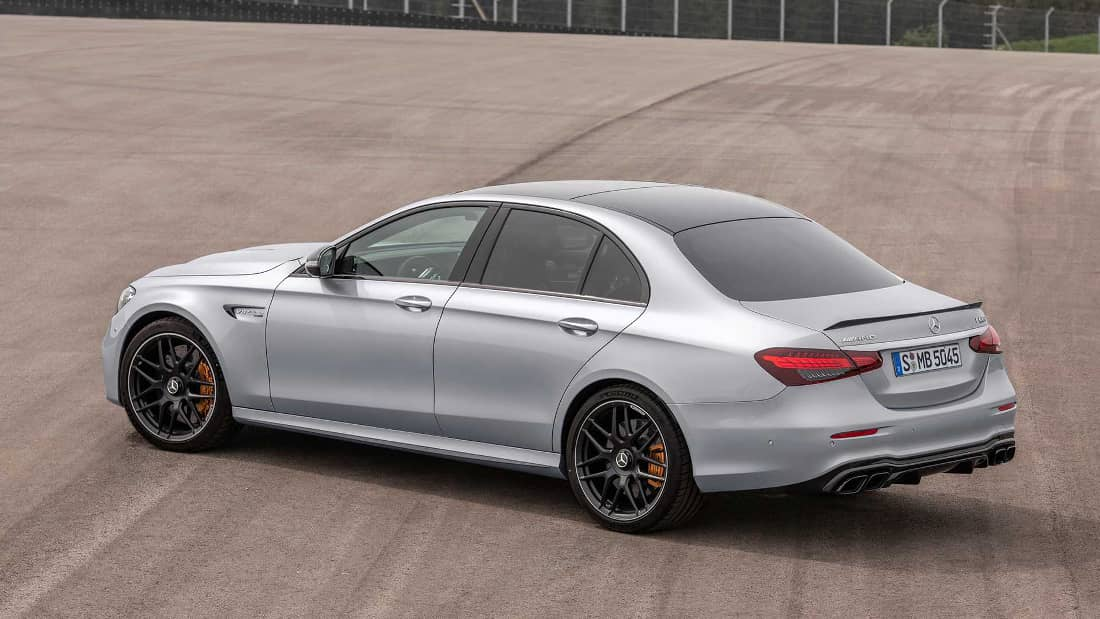Mercedes-AMG E 63 Facelift 2020