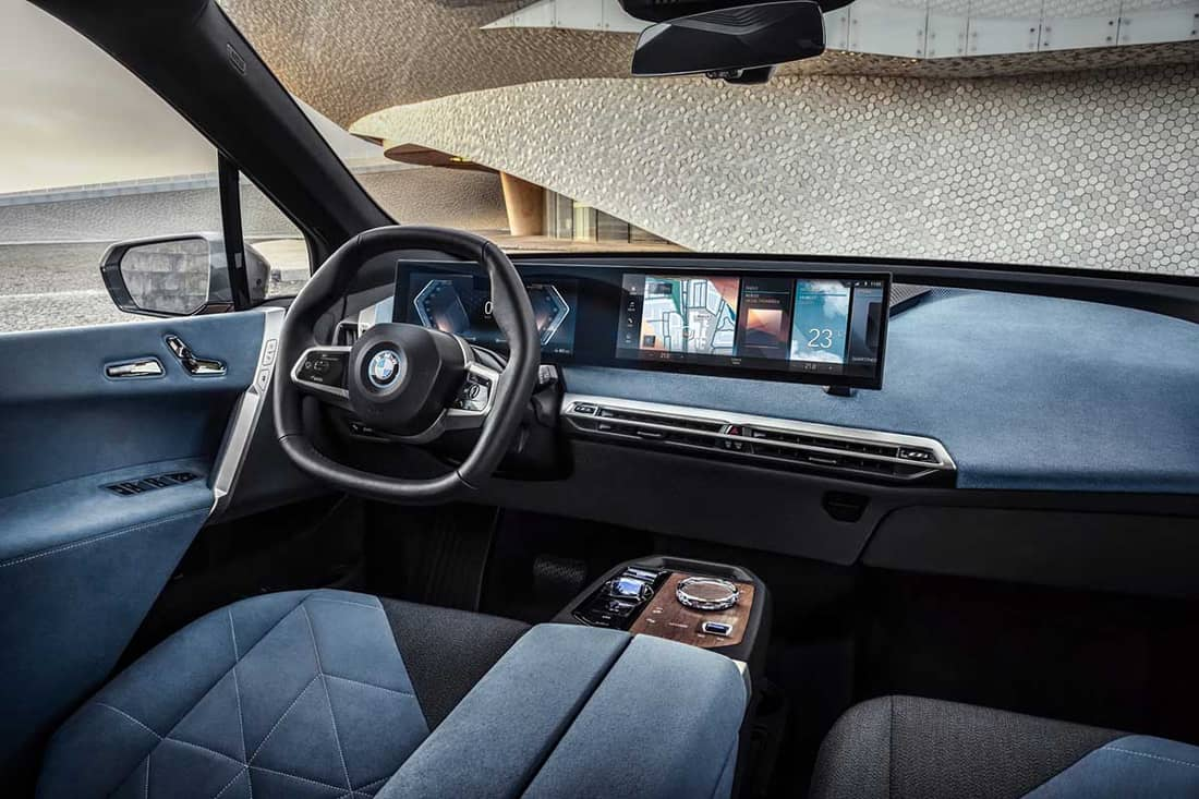 AS24 BMW interieur