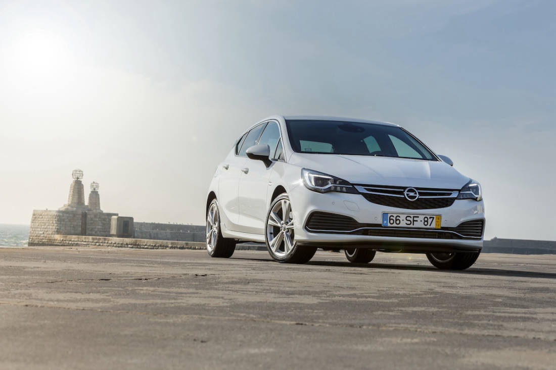 AS24 COTY Opel Astra
