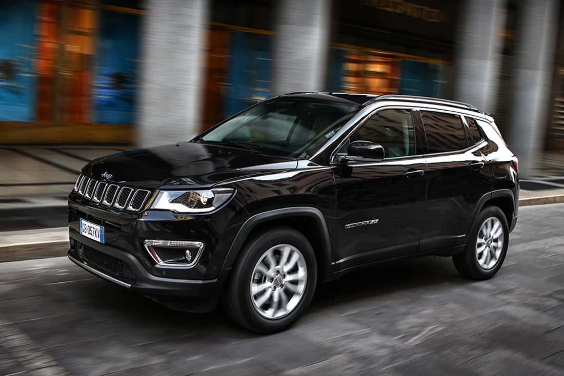 Jeep 4xe review 2020