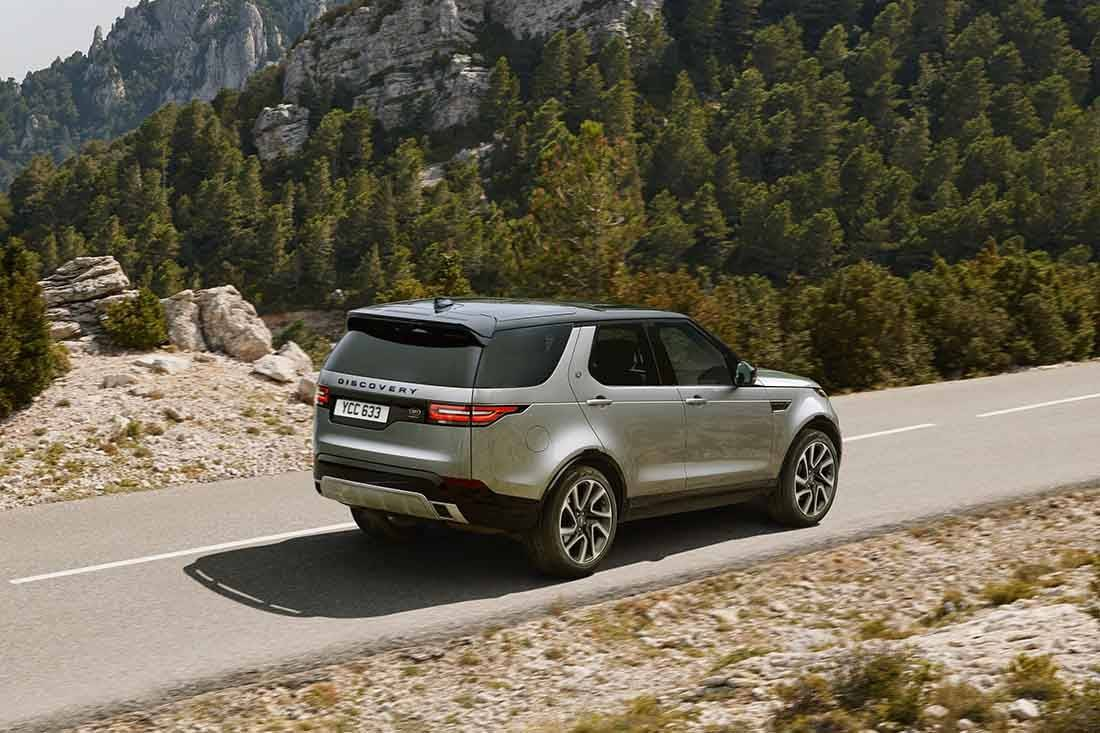 AS24 SUV 7 plaatsen Land Rover Discovery