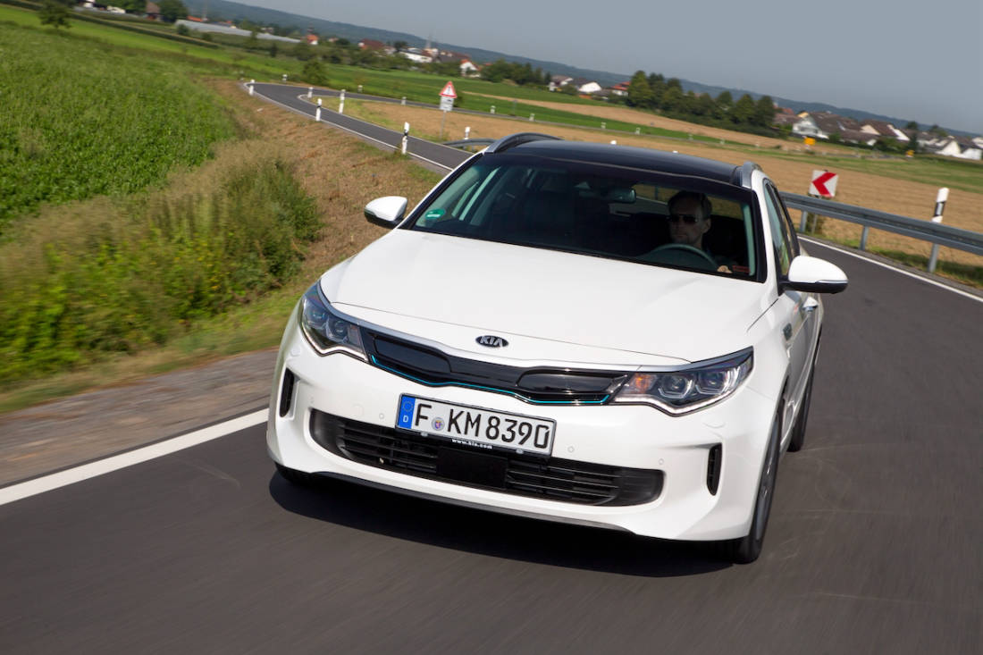 AS24 PHEV Kia Optima SW PHEV
